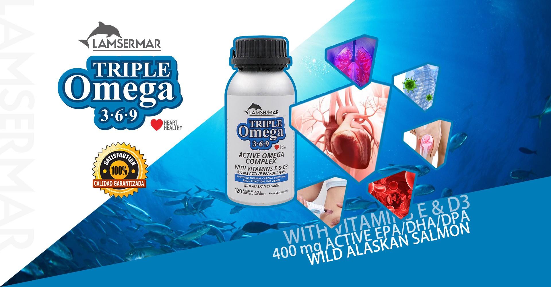 Triple Omega 3 6 9